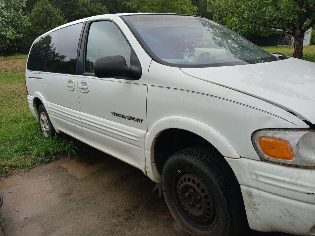 Photo 1997 Pontiac Trans Sport