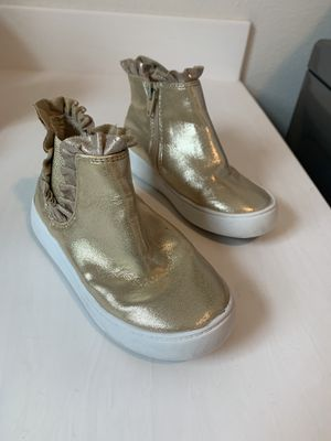 Photo Toddler Girl Skater Shoes