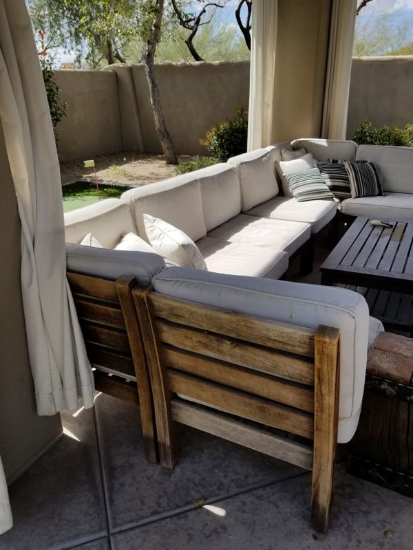 Pottery Barn Chatham Sectional For Sale In Scottsdale Az Offerup