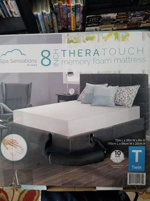 Spa sensations Memoryfoam mattress for Sale in Manassas Park, VA