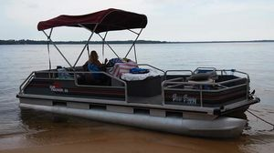 New And Used Pontoon Boat For Sale In Pensacola Fl Offerup