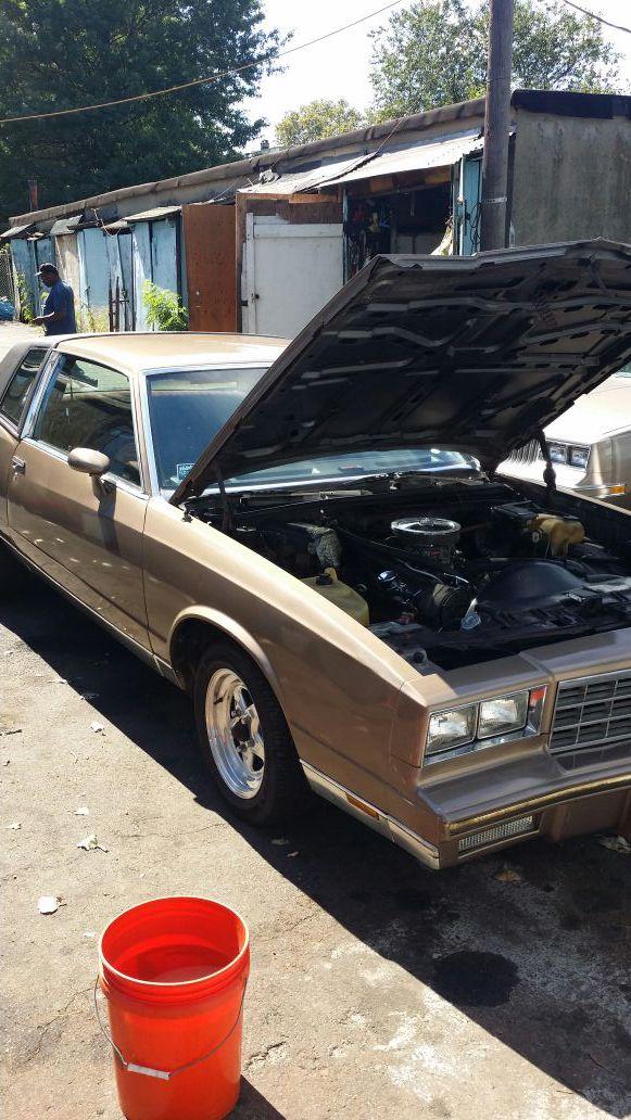 Old school classic beauty 83 Monte Carlo (Cars & Trucks) in Jersey ...