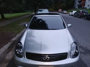 2003 infiniti G35 sedan on 20 inch staggered wheels for Sale in Fort Washington, MD