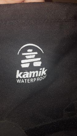 Kamik waterproof snowboots Thumbnail