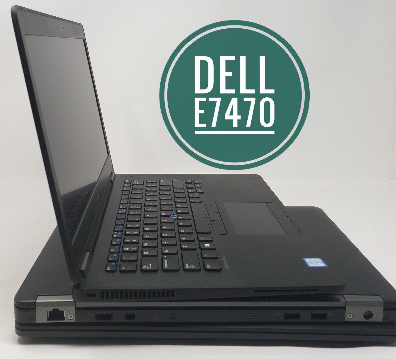 Business Laptop E7470 Windows 10 Ultrabook