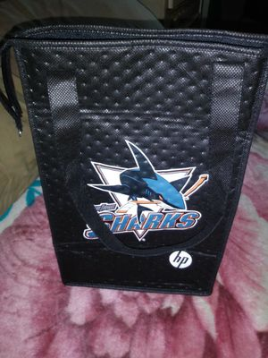 Sharks insulated lunch bag for Sale in San Jose, CA