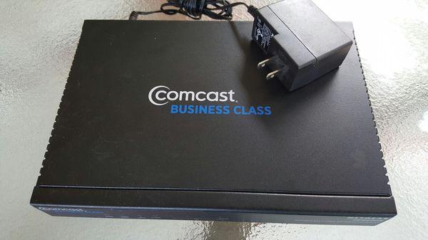 Comcast Business Class Netgear Cg3000dcr Advanced Cable Modem Gateway For Sale In Miami Fl Offerup
