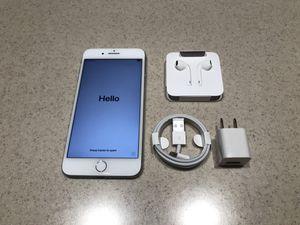 iPhone 8 Plus Unlocked 256GB White for Sale in Washington, DC