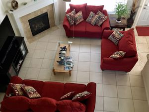 Outstanding New And Used Red Couch For Sale In Houston Tx Offerup Alphanode Cool Chair Designs And Ideas Alphanodeonline
