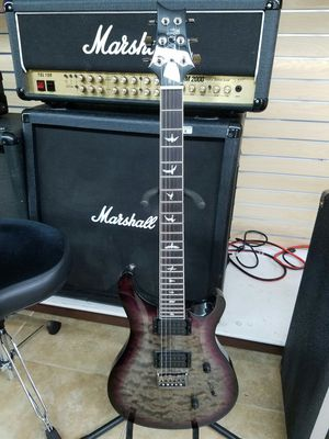 Photo PAUL REED SMITH ELECTRIC GUITAR - MODEL # MARK HOLCOMB SE
