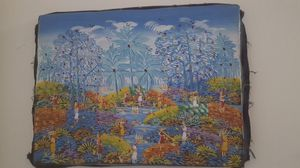 Haitian Painting for Sale in Silver Spring, MD