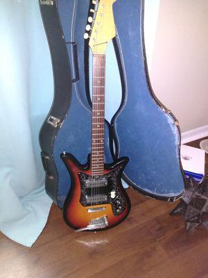 Electric kids guitar. for Sale in Ocoee, FL
