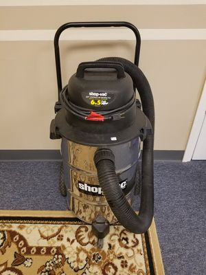 Shop vac qsp contractor wet dry vacuum stainless steel for sale  Tulsa, OK