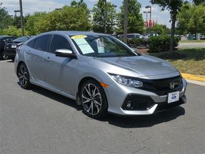 2018 HONDA CIVIC SI for Sale in Fairfax, VA