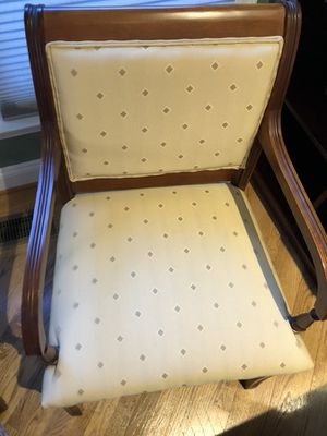 Pair of gorgeous Fairfield chairs - $126each for Sale in Potomac, MD