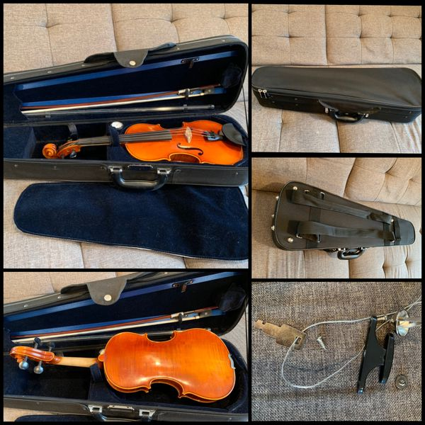 franz hoffman concert violin 3 4 size for sale in issaquah wa offerup. Black Bedroom Furniture Sets. Home Design Ideas
