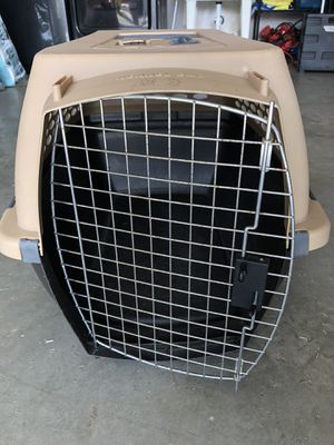 Photo Petmate dog kennel/ crate