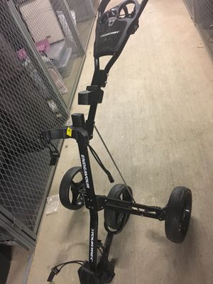 Golf push cart for Sale in Arlington, VA