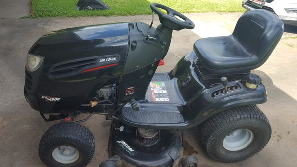 New and Used Riding lawn mower for Sale in Houston, TX - OfferUp