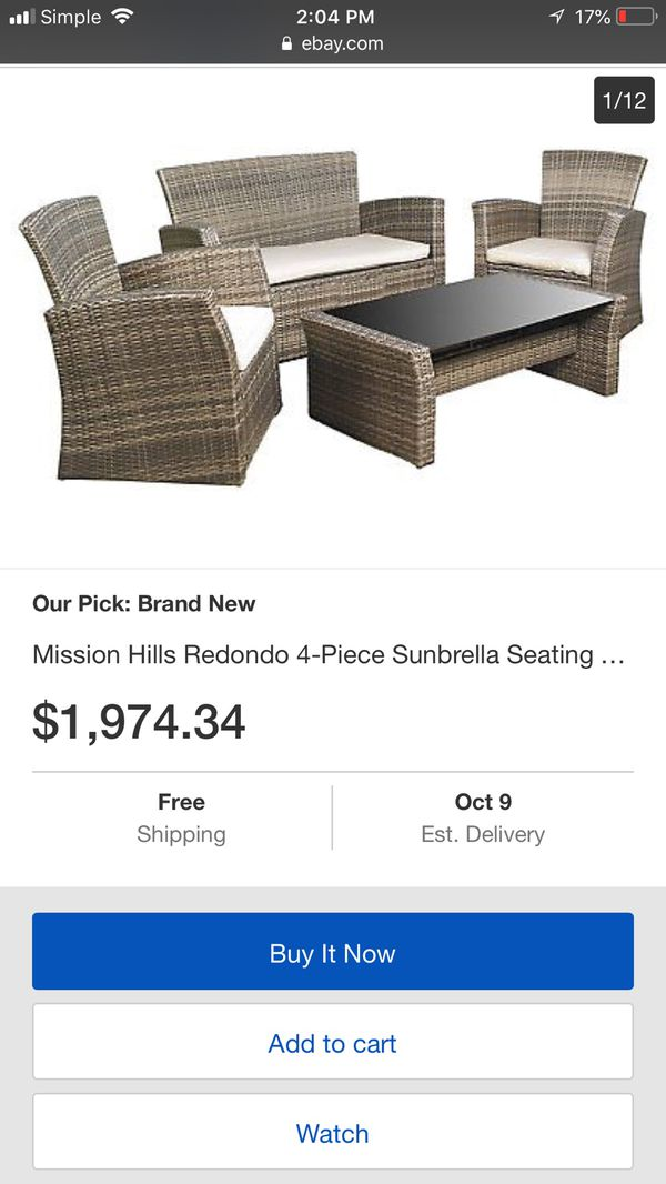 a03bf07b1c7 New and Used Patio furniture for Sale in Glendale