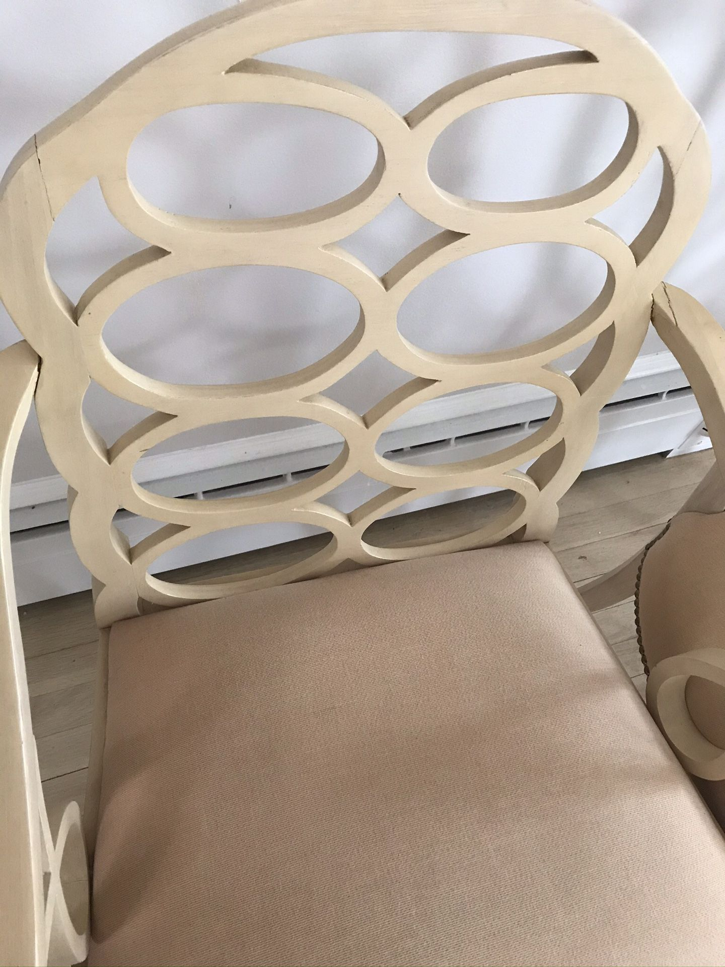 Dining chair , antique look , chair