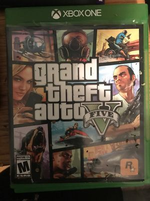 Gta for Xbox one for Sale in Fort Washington, MD