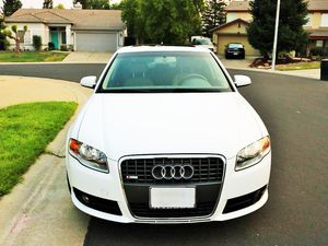 2008 Audi A4 White for Sale in Baltimore, MD