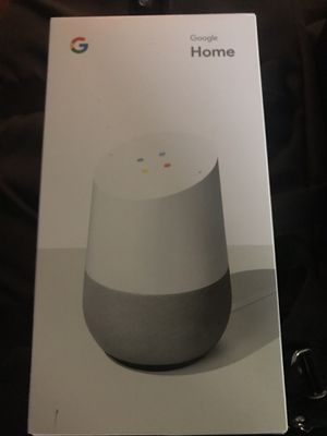 Google Home Speaker for Sale in Vienna, VA