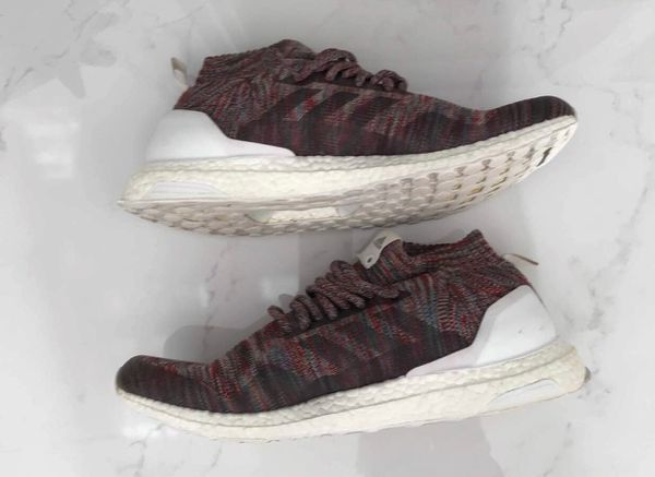 b4fafead1c6 Kith Aspen Adidas Ultra Boost Mid - Preowned Size 12 for Sale in ...