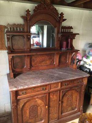 Vintage Antique Sideboard for Sale in Richmond, VA