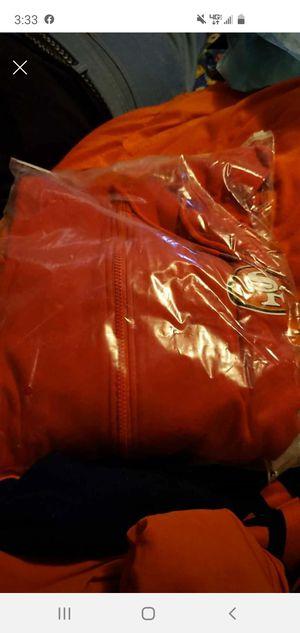 Photo 49ers jacket brand new