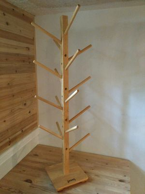 Kids display wooden tree for Sale in Dumfries, VA