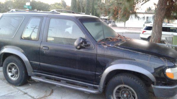 1998 Ford explorer sport 10K mi Rebuilt Engine for Sale in San Diego, CA -  OfferUp