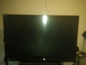 """Used, 73"""" Mitsubishi big flat screen TV with HDMI cords 3d box and HDMI box included for sale  Sand Springs, OK"""