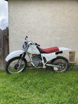 Photo Honda XR 200R