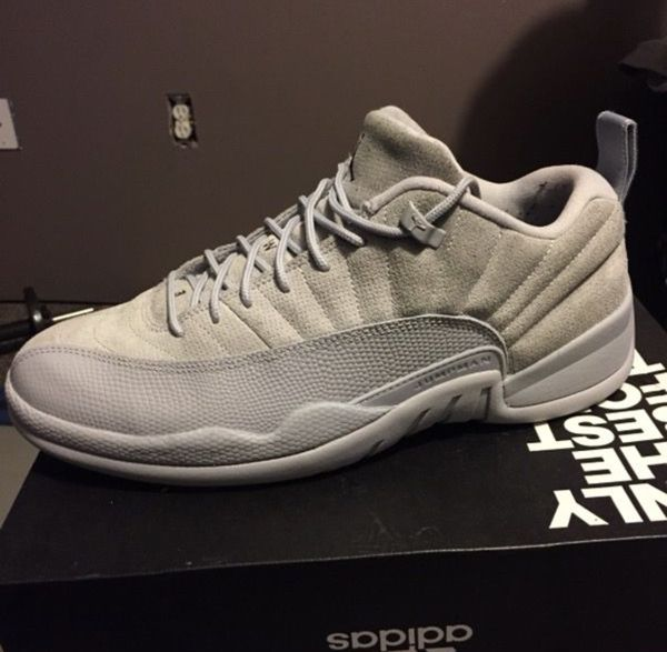 wholesale dealer 5e5cd b0517 Wolf Grey 12s low for Sale in Columbus, OH - OfferUp
