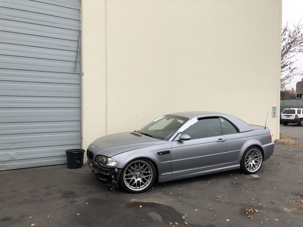 Parting Out 2003 Bmw M3 E46 Convertible 77k Hardtop For Sale In Kent Wa Offerup