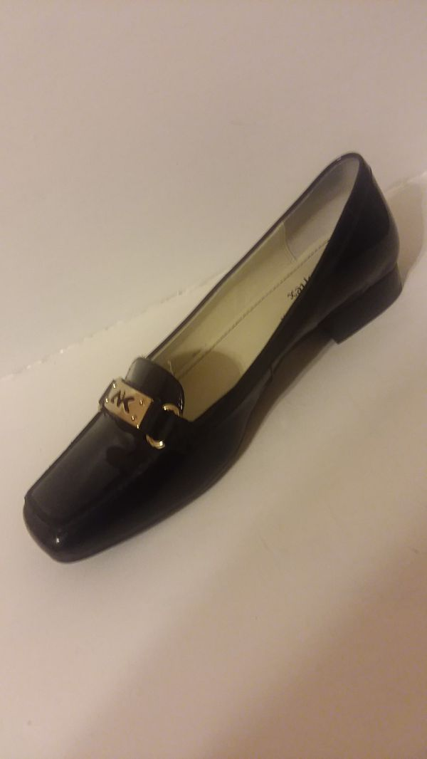 92f9e1359d3 ANNE KLEIN iFlex Womens Black Patent Leather Loafers 6.5 for Sale in ...
