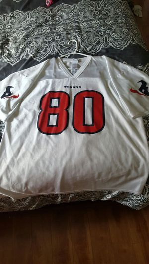 Andre Johnson mens xl jersey for Sale in Houston, TX