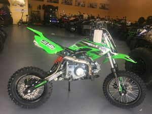 125cc pit bike coolster dirt bike on sale for Sale in Austin, TX