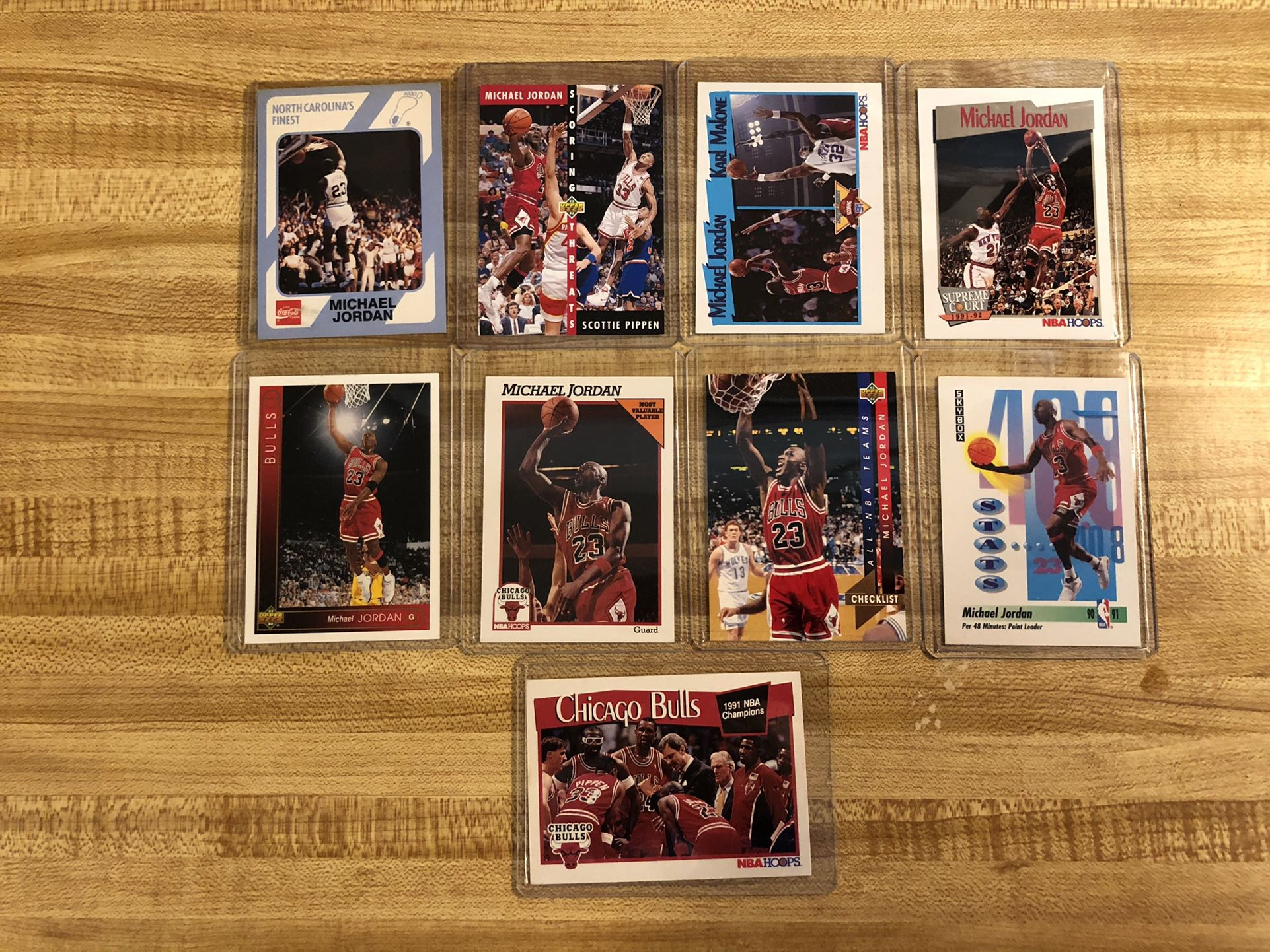 Michael Jordan  41 Cards Of The Goat Great Price $150 Pick Up $180 Shipped Through Pay Pal Or Venmo