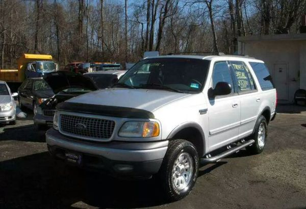 Just Lowered Price 2002 Ford Expedition Xlt 4wd V8 3rd Row Leather