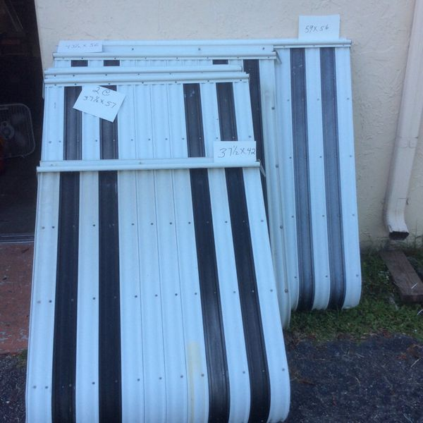 Used Clamshell Awnings For Sale In Stuart Fl Offerup