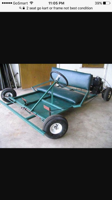 LOOKING FOR USED GO KART FRAME*! (Motorcycles) in Dearborn, MI - OfferUp