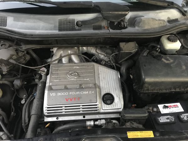 2002 Lexus Rx 300 For Sale In Sacramento Ca Offerup