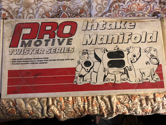 Intake manifold Thumbnail