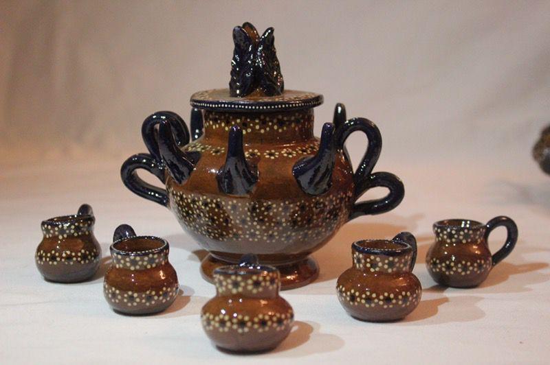 Handmade miniature jug