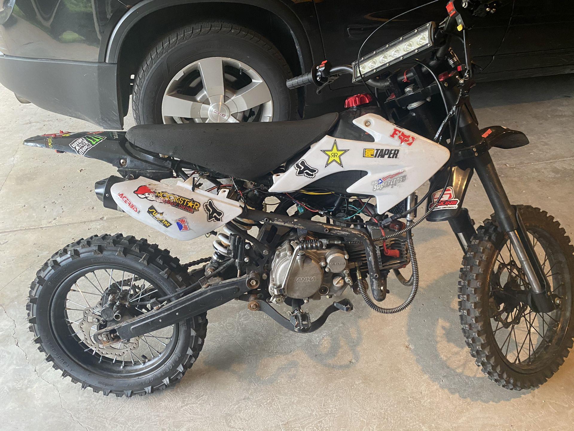 Photo Parana 125 Dirt Bike