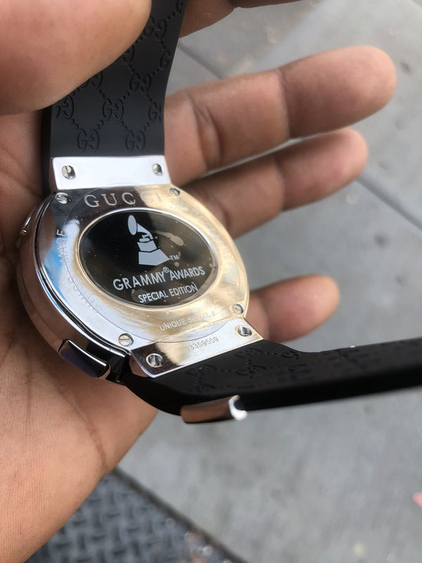 9cdff60706f Gucci Grammy awards chrome for Sale in Bronx