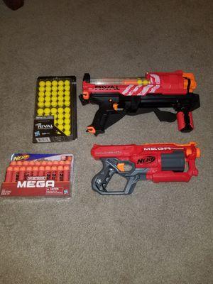 Nerf Guns with new Nerfs for Sale in Manassas, VA